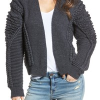 Treasure & Bond | Cable Detail Cardigan | Nordstrom Rack