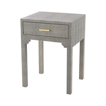 3169-026S Sands Point Accent Side Table With Drawer
