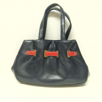 Garay Handbag - Vintage - Leatherette