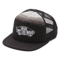 Vans Classic Patch Trucker Hat (Sweater Knit)