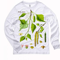 Birch Tree Shirt - Long Sleeve