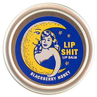 BlueQ Lip Shit Lip Balm-Blackberry Honey