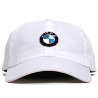 Ultimate Unstructured Hat White