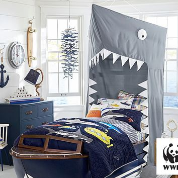 Shark Canopy | Pottery Barn Kids