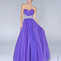 Prom Dresses 2014 - Nina Canacci 1030 Ball Gown