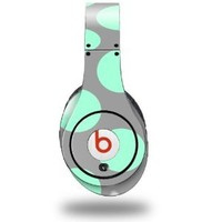Amazon.com: Kearas Polka Dots Mint And Gray Decal Style Skin (fits genuine Beats Studio Headphones - HEADPHONES NOT INCLUDED): Everything Else