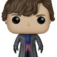 Funko POP TV: Sherlock - Sherlock Holmes Action Figure