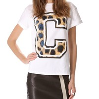 Big C Cheetah Tee