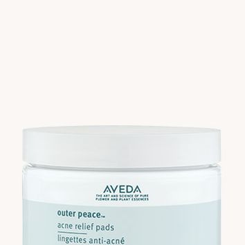 outer peace™ acne relief pads   Aveda