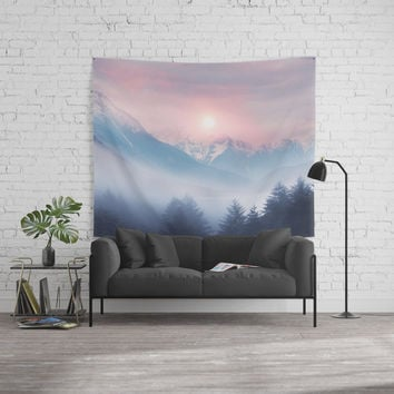 Pastel vibes 11 Wall Tapestry by vivianagonzalez