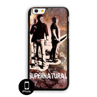 Supernatural Tv Movie iPhone 6 Case