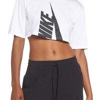 Nike NikeLab Collection Jersey Crop Top | Nordstrom