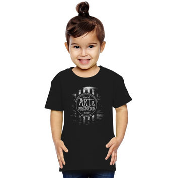 Burton's School Toddler T-shirt