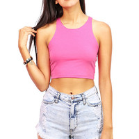 Trainer Crop Top