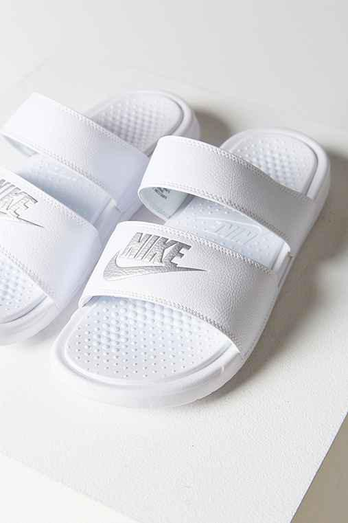 Nike Benassi Duo Ultra Slide from Urban Outfitters 1ecd80504