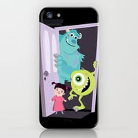Monsters inc. iPhone Case by Maria Jose Da Luz | Society6