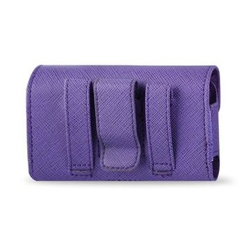HORIZONTAL POUCH HP1023 BLACKBERRY 8330 PURPLE 4.30 X 2.40 X 0.60 INCHES: Case Of 120