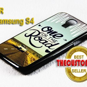 One The Road Arctic Monkeys - For Samsung Galaxy S4 Black Case Cover