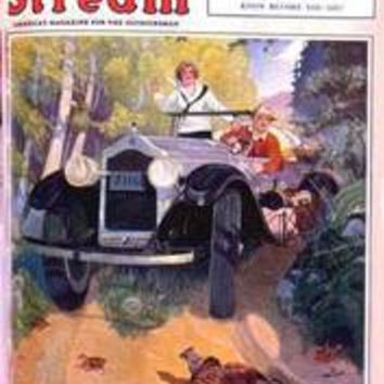 FIELD & STREAM:June 1927
