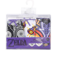 The Legend Of Zelda: Majora's Mask Panty 3 Pack