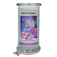 Happy Anniversary | Jewelry Greeting Candles