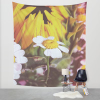 Sweet Memories Wall Tapestry by DuckyB (Brandi)