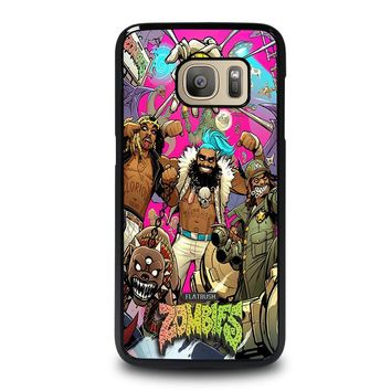 FLATBUSH ZOMBIES Samsung Galaxy S7 Case Cover