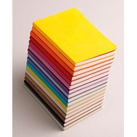 Rhodia A5 Soft Cover Rhodiarama Lined Notebook 5 ½ x 8 ¾ ""