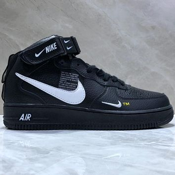 Nike Air Force 1 Low Air Force Classic High Upper Slippers