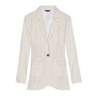 Women's Petite Wear to Work Blazer from Lands' End
