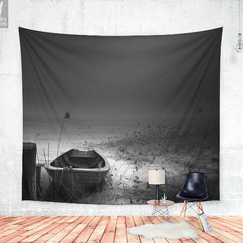 I cant go home Wall tapestry