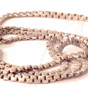Sterling Silver 925 Italy 18 Inch Chain
