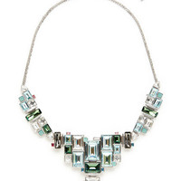 Reload Multi-Shape Tiered Necklace by Swarovski Jewelry at Gilt
