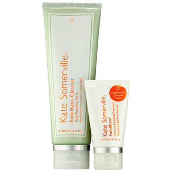 Kate Somerville ExfoliKate® Cleanser & Intensive Exfoliating Treatment - JCPenney