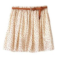 AM CLOTHES Womens Lady Sweet Short Princess Skirt