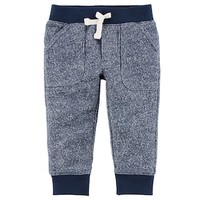 Baby Boy Carter's Marled French Terry Pants | null