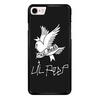 Best Lil Peep Cry baby iPhone 6 6s 7 8 X Plus Hard Plastic Cover