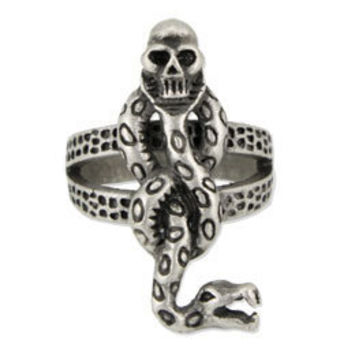 Harry Potter Dark Mark Ring: WBshop.com - The Official Online Store of Warner Bros. Studios