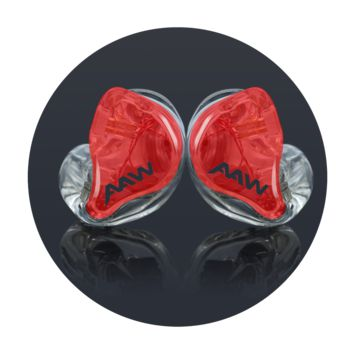 Advanced AcousticWerkes W500 AHMorph Reference Hybrid Custom In-Ear Monitor