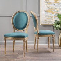 Hawthorne Fabric Dining Chair (Set of 2)