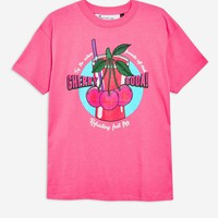 Cherry Soda Boyfriend Tee by Tee & Cake