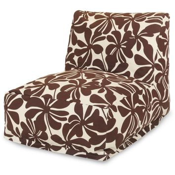 Chocolate Plantation Bean Bag Chair Lounger
