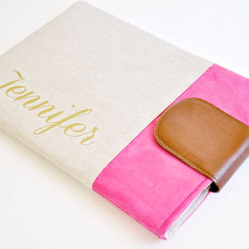 Personalized Laptop Cover