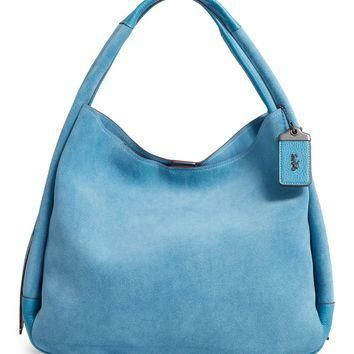COACH 1941 Bandit Suede Hobo & Removable Shoulder Bag | Nordstrom