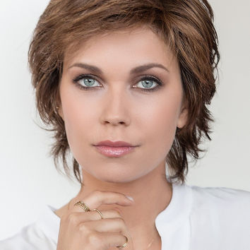 Fame | Synthetic Lace Front Wig (Hand-Tied) by Ellen Wille