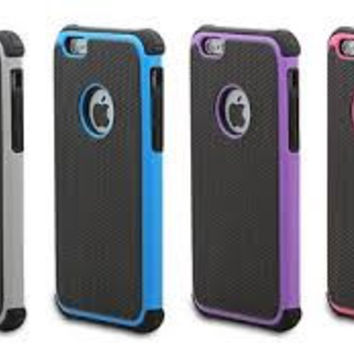 Impact Protective Shield Case for iPhone 6