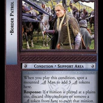 Lord of the Rings TCG - Border Patrol - Shadow