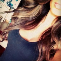 "22"" Brown Caramel Highlights Clip In Hair Extensions"