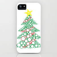 Christmas Tree iPhone & iPod Case by DanielBergerDesign