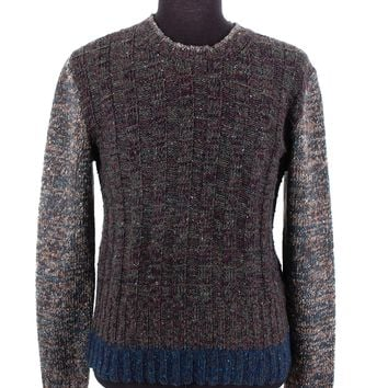 Boglioli Speckled Wool Sweater